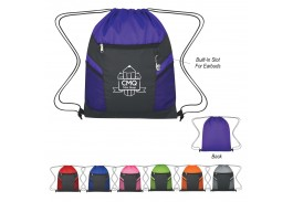 Ripstop Drawstring Bag