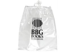 15 x 19 x 3 Poly Draw Plastic Bag