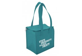 Insulated Therm-O Cooler Tote Bag