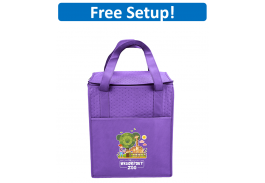 Insulated Therm-O Super Tote with Full Color Imprint