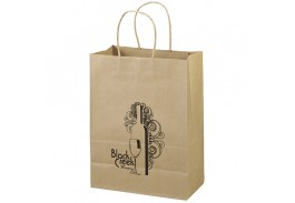 Eco Shopper Jenny Kraft Paper Bag