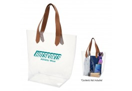 Accord Clear Tote Bag