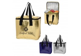 Major Metallic Cooler Bag