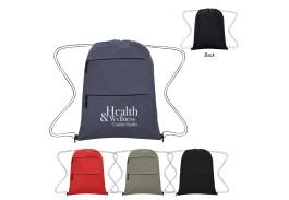 Affinity Soft Feel Drawstring Bag