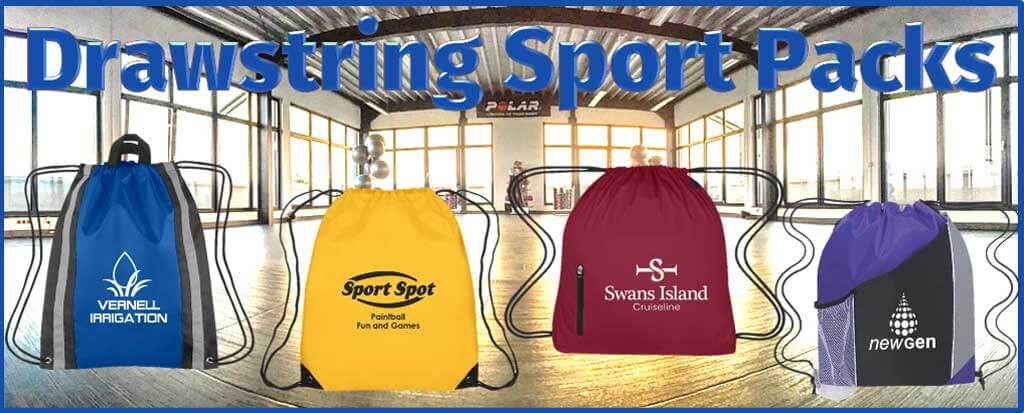 Drawstring Sport Packs