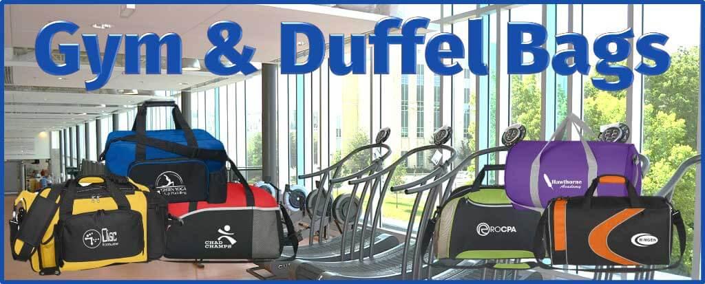 Gym & Duffel Bags
